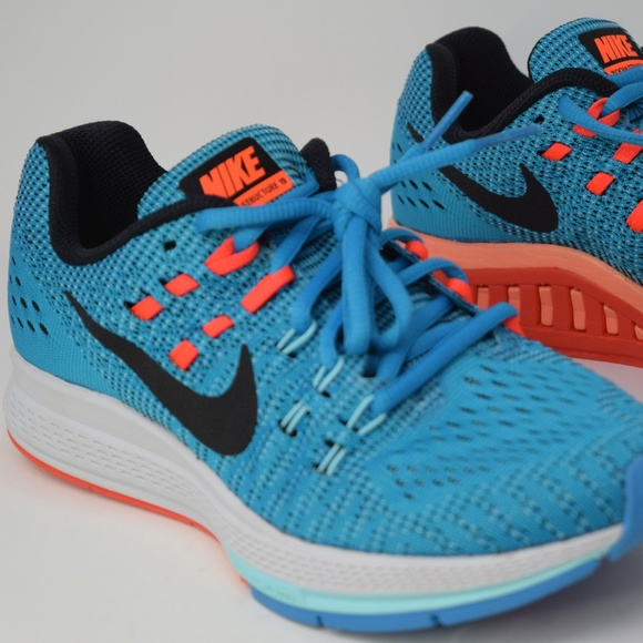 online store 4b36a a9d1f Nike Womens Air Zoom Structure 19 Run 806584-400